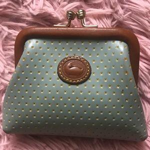 Vintage Dooney & Bourke Coin purse